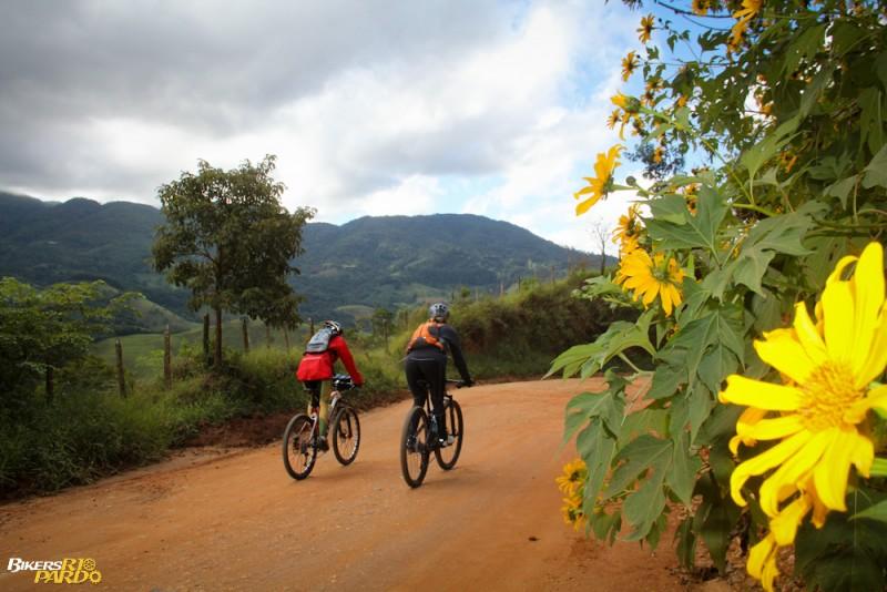 Bikers Rio pardo | Roteiro | Imagens | Cicloviagem Serras Verdes da Mantiqueira