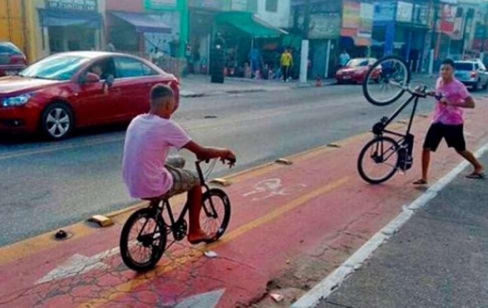 Bikers Rio pardo | Notícia | Mortes de ciclistas no trânsito de SP aumentam 75% em 2017