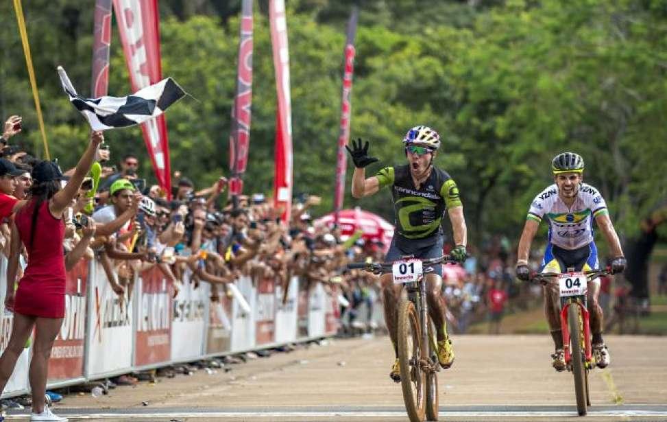 Bikers Rio Pardo | NOTÍCIAS | Líderes nos três estágios, Brasil e EUA são campeões da 1ª Etapa da Copa internacional de MTB