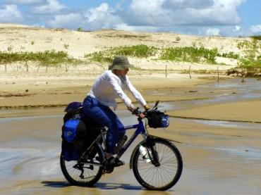Bikers Rio pardo | Dica | Cicloturismo: dicas de segurança para trilhas com rios ou praias