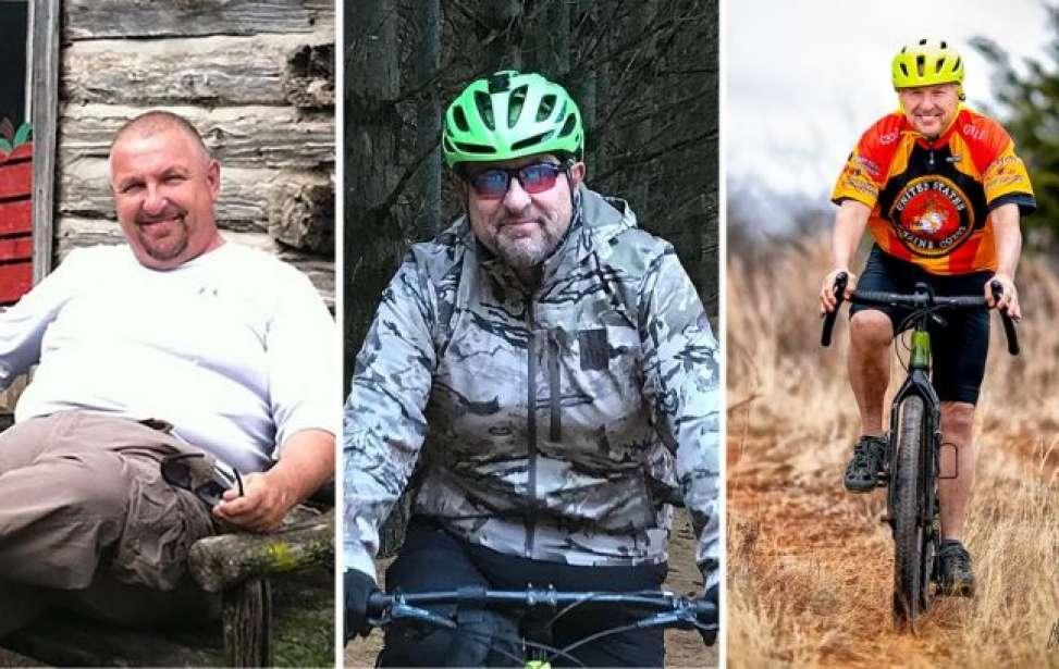Bikers Rio Pardo | SUA HISTÓRIA | Ele emagreceu 64kg depois que começou a pedalar