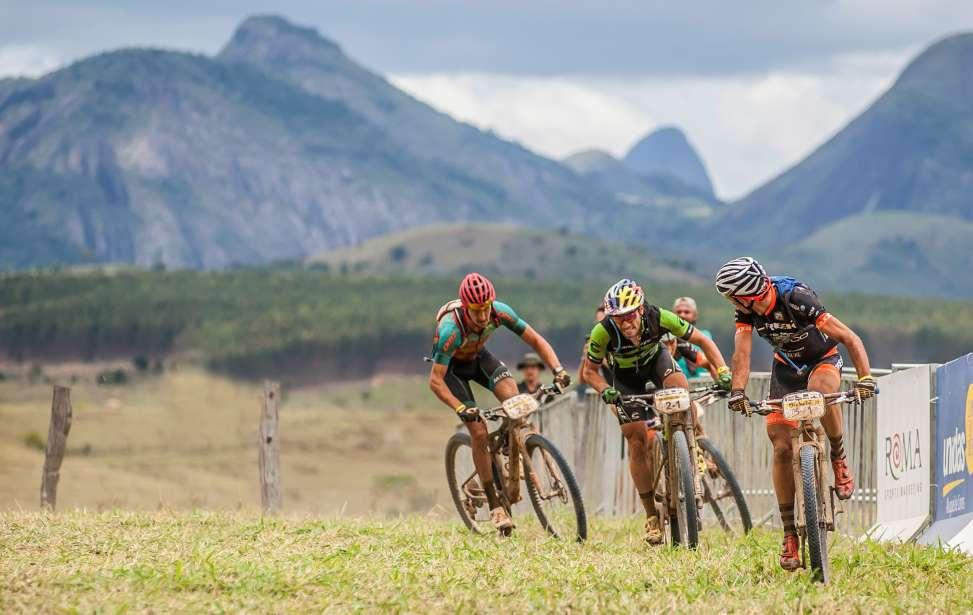 Bikers Rio Pardo | NOTÍCIAS | Henrique Avancini e Jiri Novak são novos donos da camisa amarela após a 3ª etapa da Brasil Ride