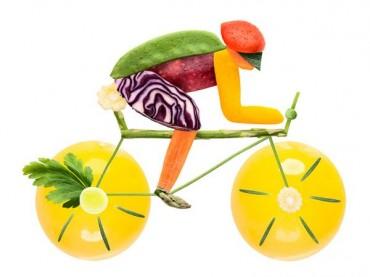 Bikers Rio pardo | Artigo | Vegetarianos estão em desvantagem no esporte?