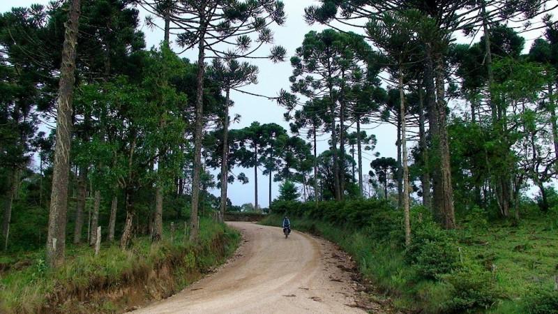 Bikers Rio pardo | Roteiro | Imagens | Circuito das Araucárias