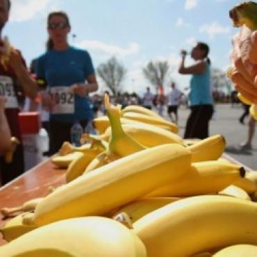 Bikers Rio pardo | Artigos | Banana, a fruta ideal para os esportistas!
