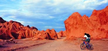 Bikers Rio Pardo | Roteiro | Uma aventura de bike no Deserto do Atacama