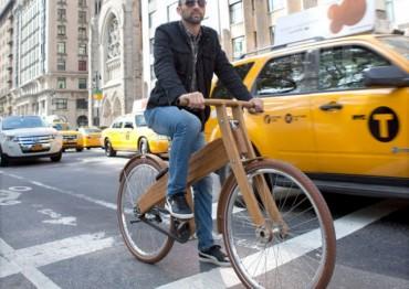 Bikers Rio Pardo   NOTÍCIAS   Empresa cria bicicletas elétricas feitas com madeira de reflorestamento