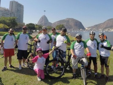 Bikers Rio Pardo | SUA HISTÓRIA | Após engordar 90 kg, professor cria grupo de ciclismo para obesos no Rio