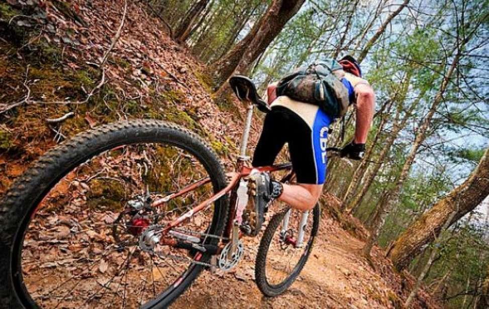 Bikers Rio Pardo | Dicas | Dicas para trilha com raízes e areia