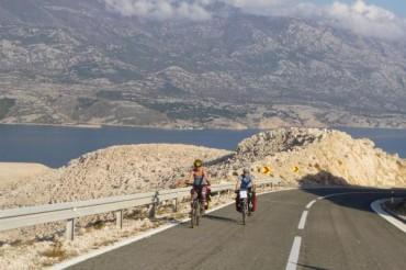 Bikers Rio pardo | Roteiro | Casal percorre 4,5 mil quilômetros de bicicleta pela Europa