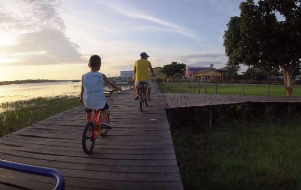 Bikers Rio Pardo | Notícia | A cidade das bikes, onde carro não entra