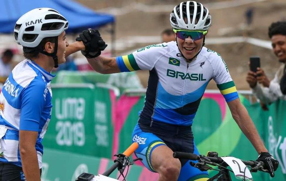Bikers Rio pardo | Notícia | 2 | PAN 2019: MTB brasileiro sobe no pódio no feminino e no masculino