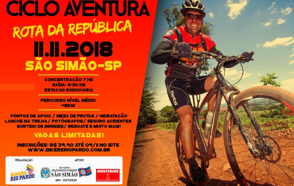 Bikers Rio pardo | Ciclo Aventura | CICLO AVENTURA - SÃO SIMÃO-SP