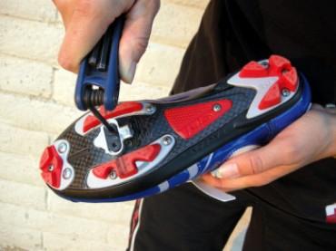 Bikers Rio pardo   Dica   Como instalar e ajustar corretamente os taquinhos da sapatilha