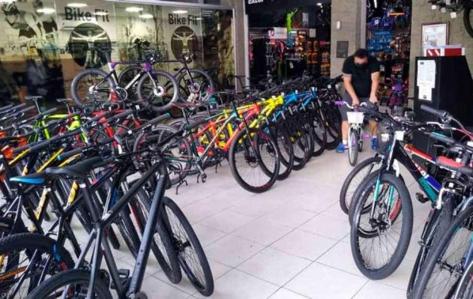 Bikers Rio Pardo | Notícia | Vendas de bicicletas cresce 118% em julho no Brasil