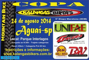 Bikers Rio Pardo | NOTÍCIAS | Resultado - Copa Kalangas Bikers - Etapa Aguai