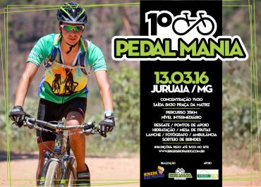 Bikers Rio pardo | Fotos | 1º Pedal Mania - Juruaia MG