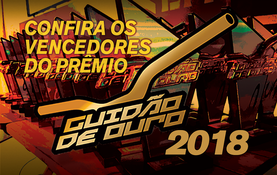 Bikers Rio Pardo | Notícia | Vencedores do Prêmio Guidão de Ouro 2018