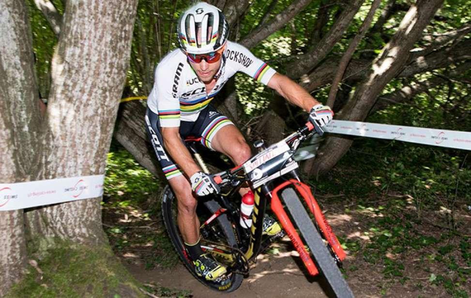 Bikers Rio Pardo | Notícia | Copa do Mundo: Schurter vence 5ª etapa seguida e é o campeão antecipado