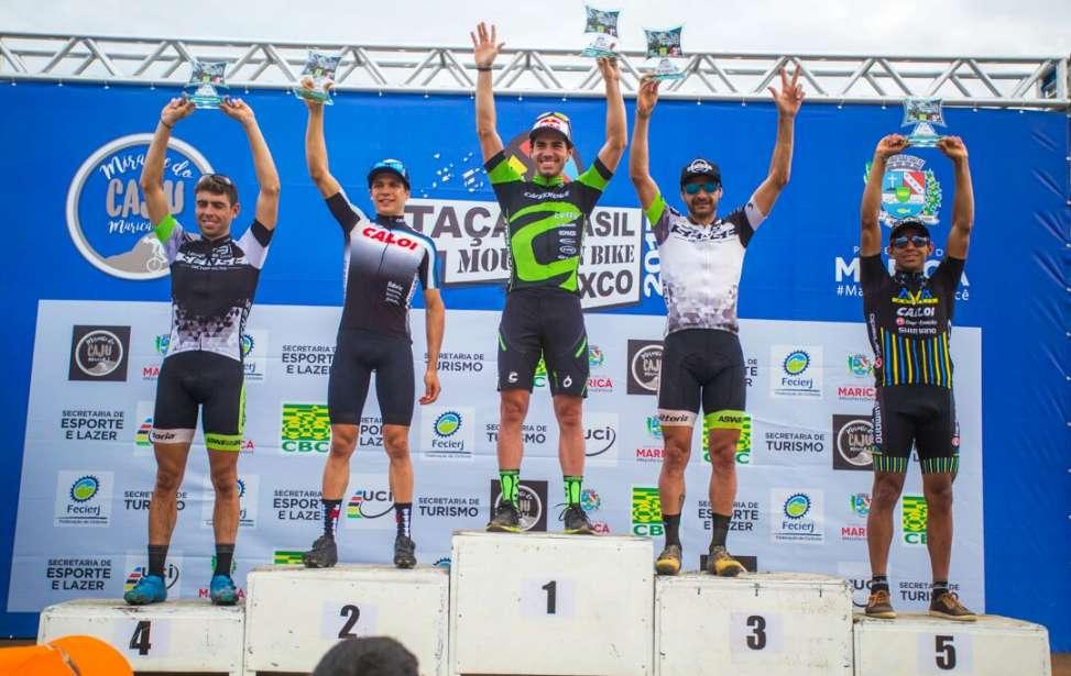 Bikers Rio pardo | Notícia | Taça Brasil de MTB XCO tem pódio dominado por ciclistas Shimano em Maricá (RJ)