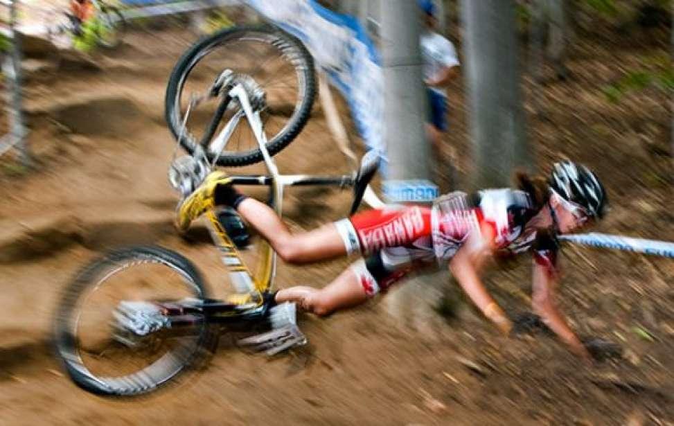 Bikers Rio Pardo | Dicas | Caiu? Cuidado, sua bike pode estar quebrada.