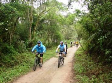Bikers Rio pardo   Roteiros   Com 50km, Caminho do Sal faz rota cicloturistíca dentro da Grande SP