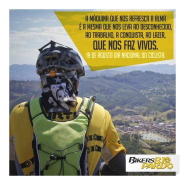 Bikers Rio Pardo   NOTÍCIAS   19 de Agosto: Dia Nacional do Ciclista