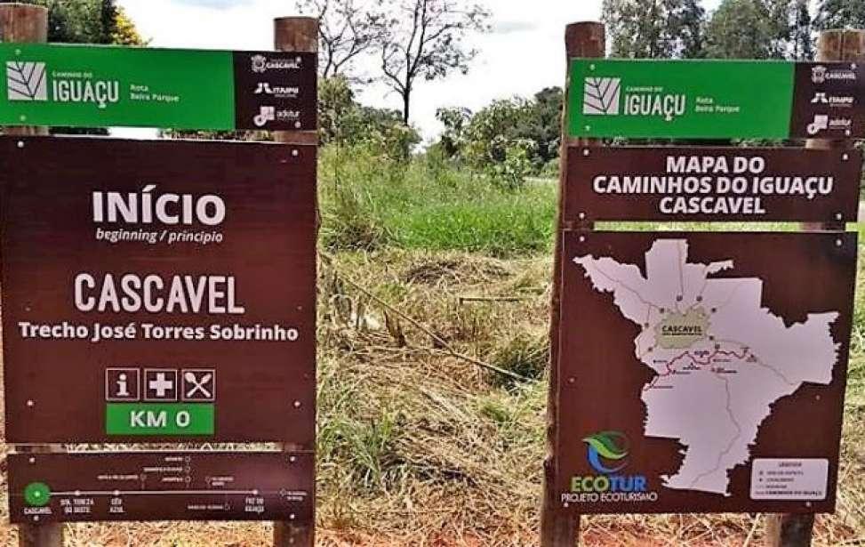 Bikers Rio pardo | Notícia | CAMINHOS DO IGUAÇU: Cicloturismo de 187 km no oeste paranaense