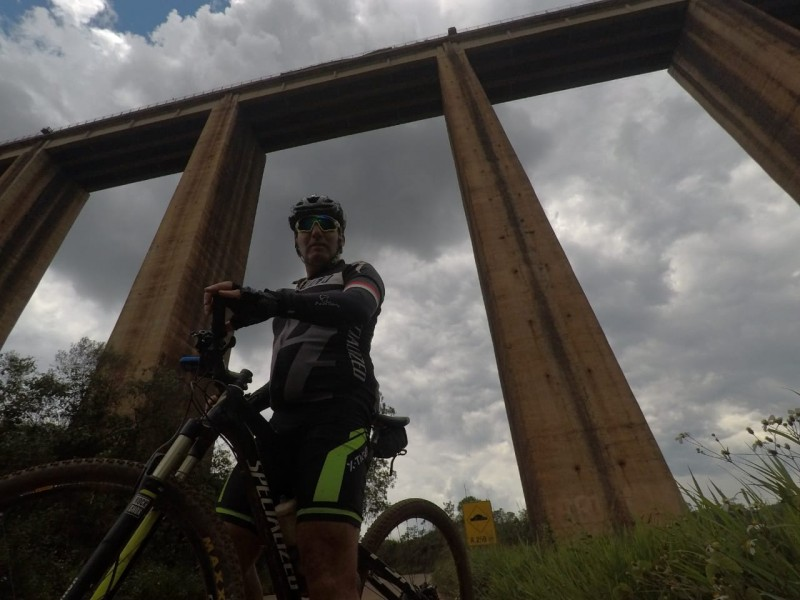 Bikers Rio pardo | Roteiro | Imagens | Ciclistas riopardenses na Estrada Real