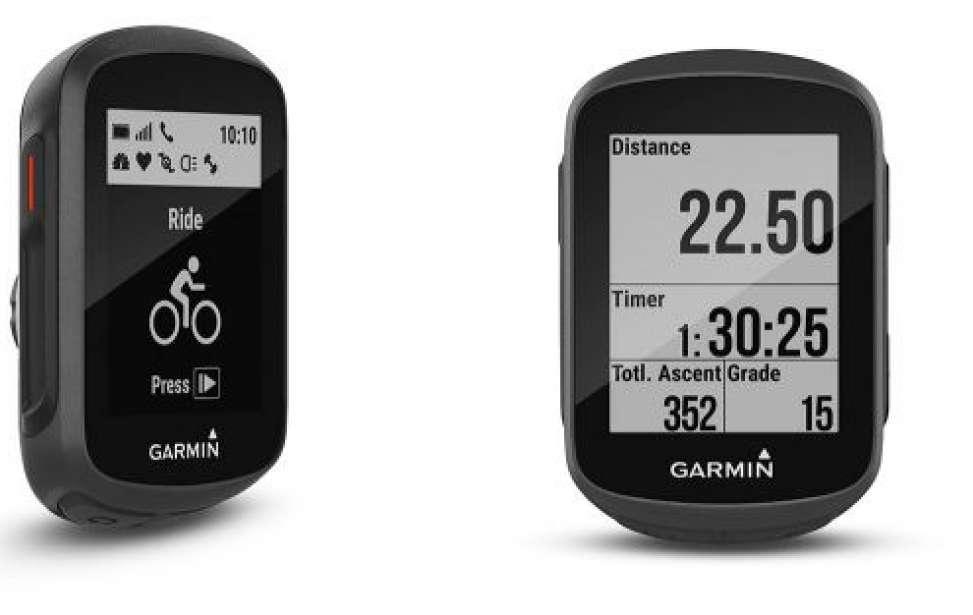 Bikers Rio Pardo | Notícia | Garmin® lança ciclocomputador Edge® 130, um dispositivo compacto para usar em qualquer treino