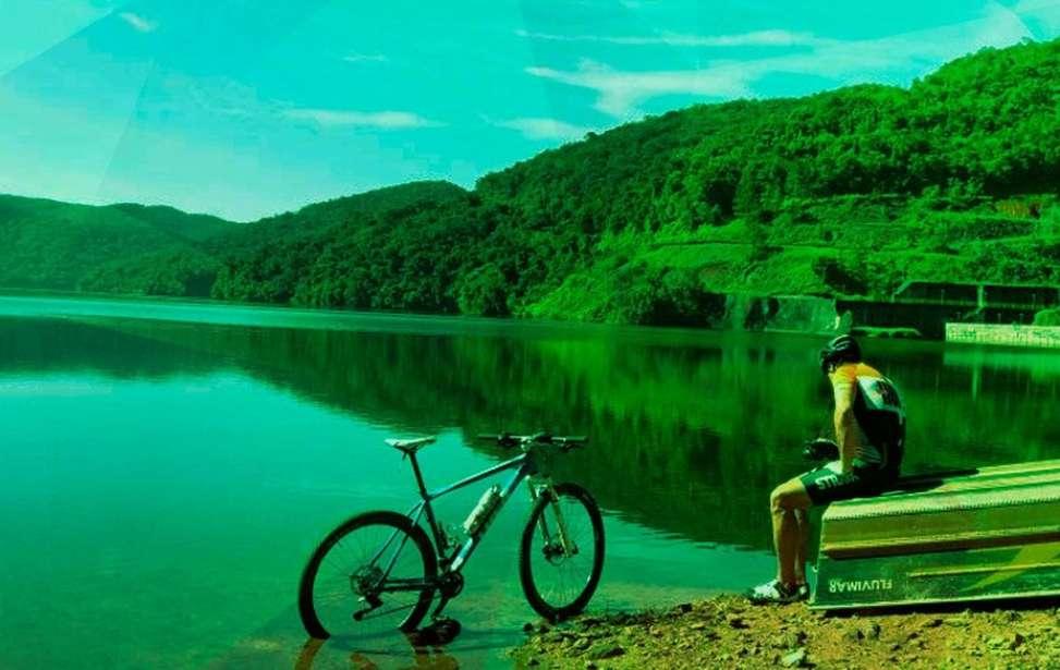 Bikers Rio pardo | Roteiros | Cicloturismo na maior reserva ambiental particular do Brasil