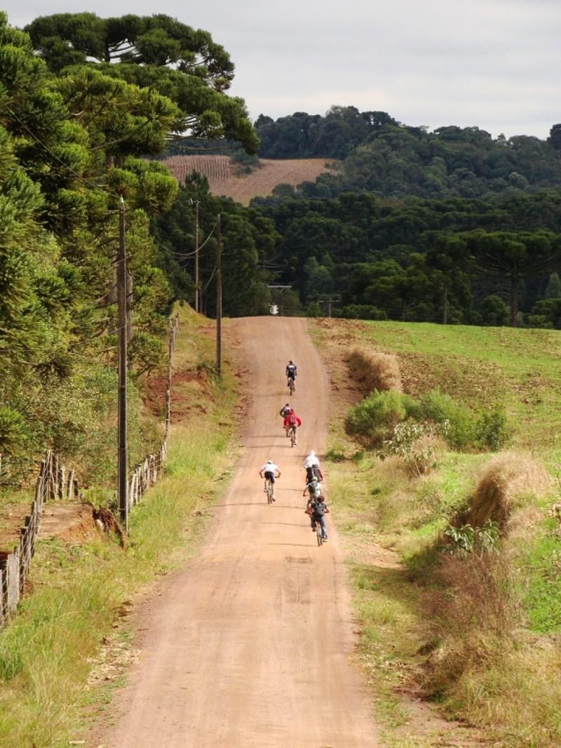 Bikers Rio pardo   Roteiro   Imagens   Circuito das Araucárias