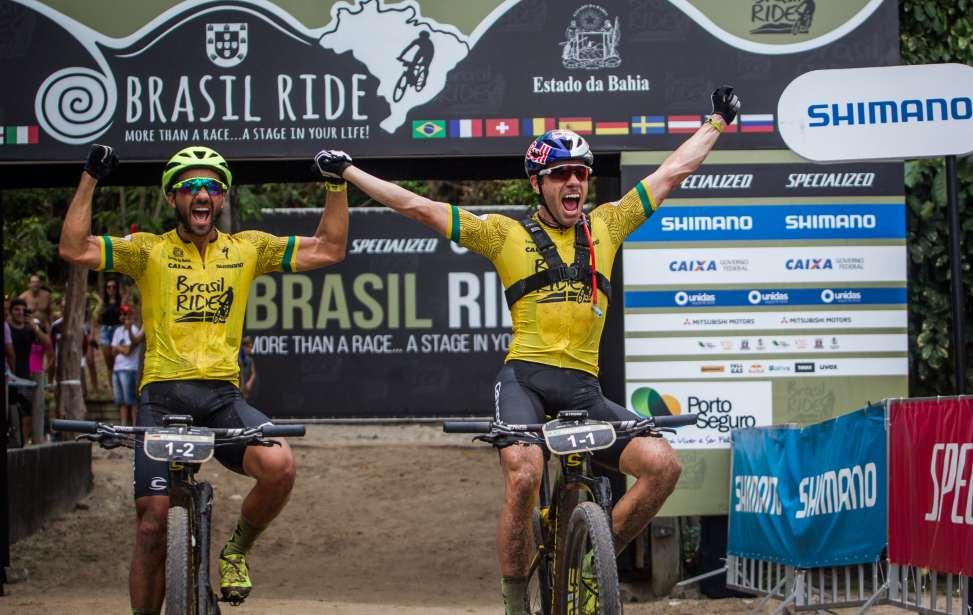 Bikers Rio Pardo | Notícia | Henrique Avancini é tricampeão da Brasil Ride