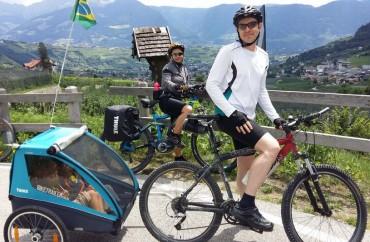 Bikers Rio pardo | Dica | Como é possível incluir filhos pequenos em viagens e expedições