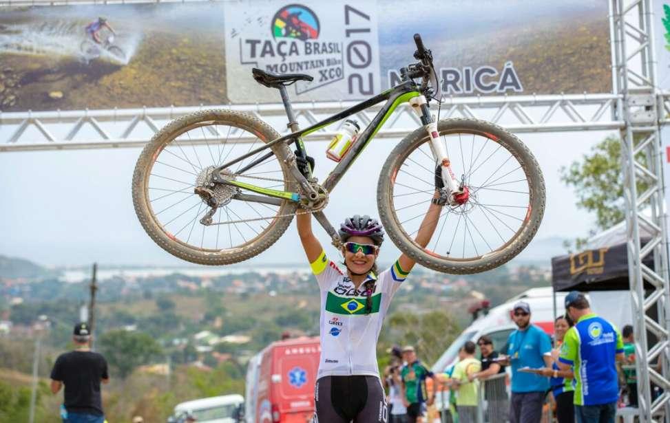 Bikers Rio pardo | Notícia | 3 | Taça Brasil de MTB XCO tem pódio dominado por ciclistas Shimano em Maricá (RJ)