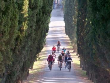 Bikers Rio pardo | Roteiros | Toscana (Itália)