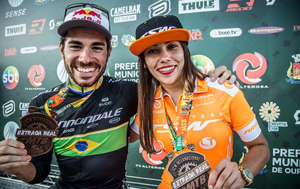 Bikers Rio pardo | Notícia | 3 | Avancini vence 1ª Maratona Internacional Estrada Real de MTB