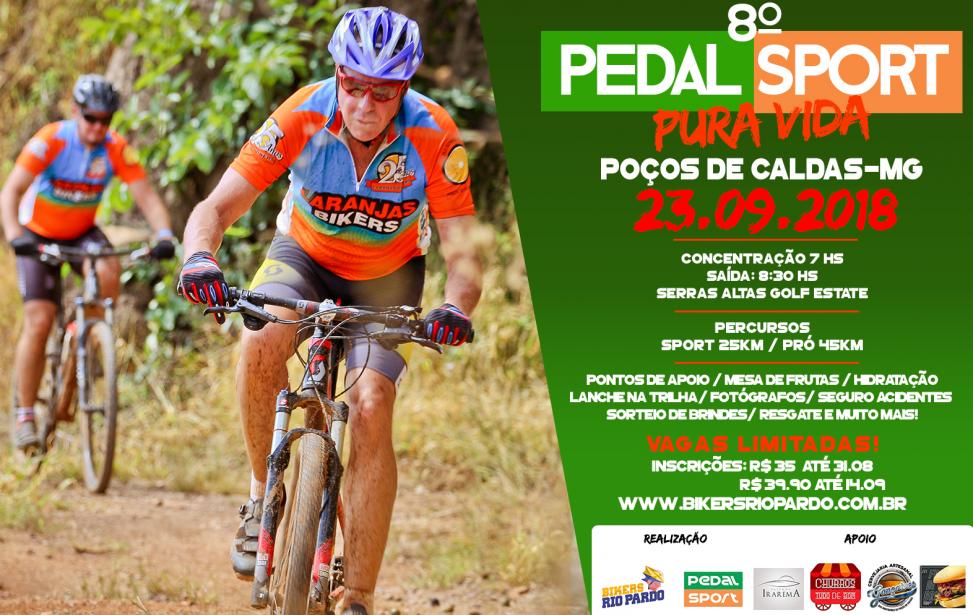 Bikers Rio Pardo | Fotos | 8º Pedal Sport Pura Vida