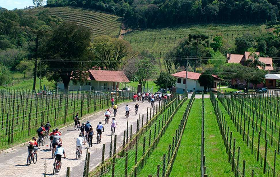 Bikers Rio pardo | Notícia | 3 | 8 roteiros incríveis para sair pedalando Brasil a fora