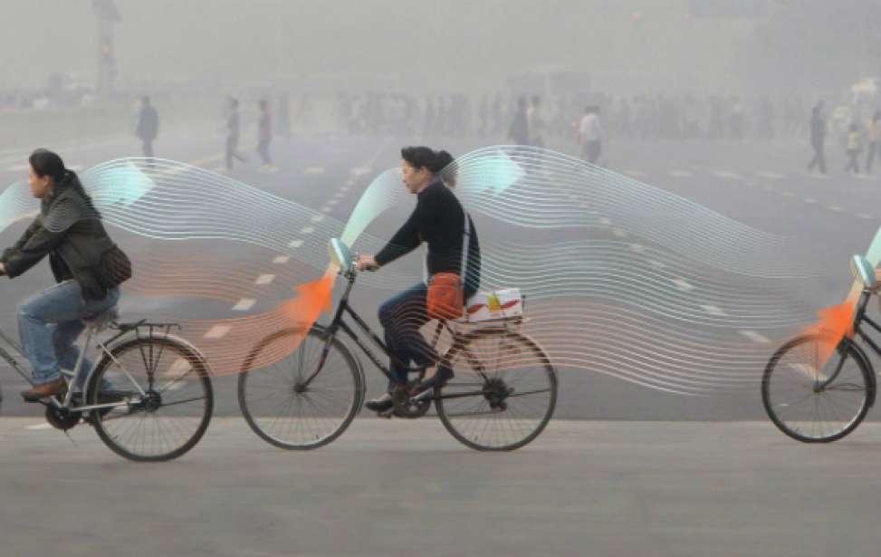 Bikers Rio Pardo | NOTÍCIAS | Designer holandês cria bicicleta purificadora de ar
