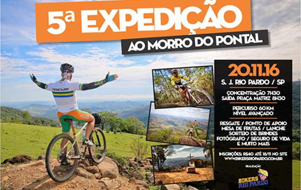 Bikers Rio pardo   Fotos   5ª Expedição ao Morro do Pontal