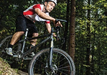 Bikers Rio pardo | Dica | Jogando com o corpo no mountain bike