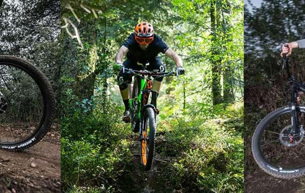 Bikers Rio Pardo | NOTÍCIAS | Novos pneus de bike da Michelin prometem maior durabilidade