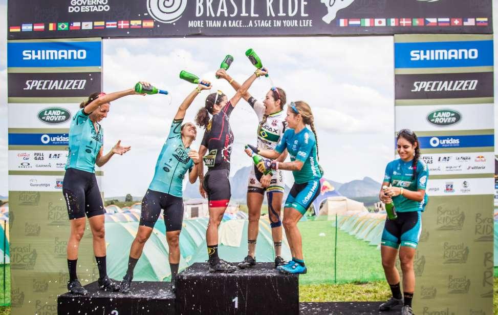 Bikers Rio pardo | Notícia | 2 | Brasil Ride 10 anos: Avancini e Fumic vencem a terceira etapa, em Guaratinga