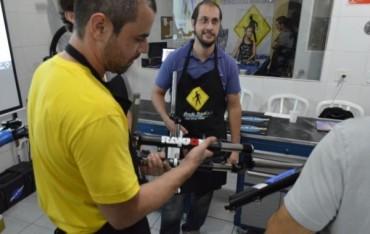 Bikers Rio pardo | Dica | Mountain bike: tempo, atenção e profissionalismo aumentam a vida útil da sua suspensão