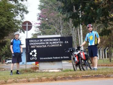 Bikers Rio Pardo | Roteiro | De bike pela história do Brasil, no Caminho de Goiás