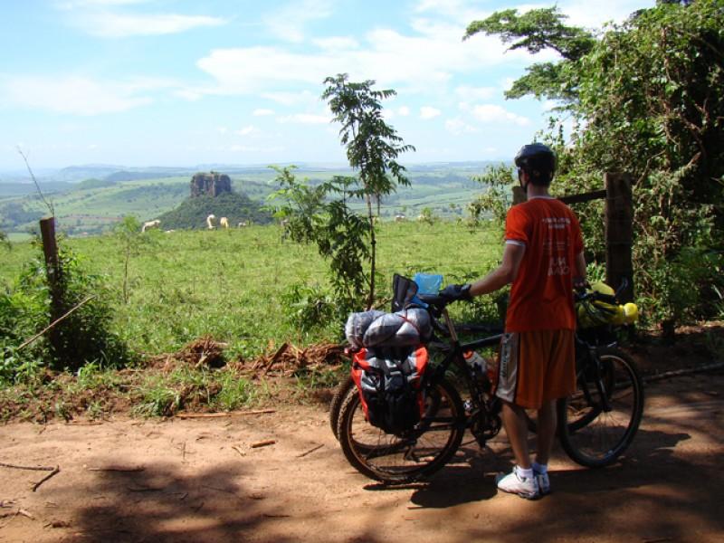 Bikers Rio pardo   Roteiro   Imagens   De São Carlos aos místicos picos de São Thomé das Letras