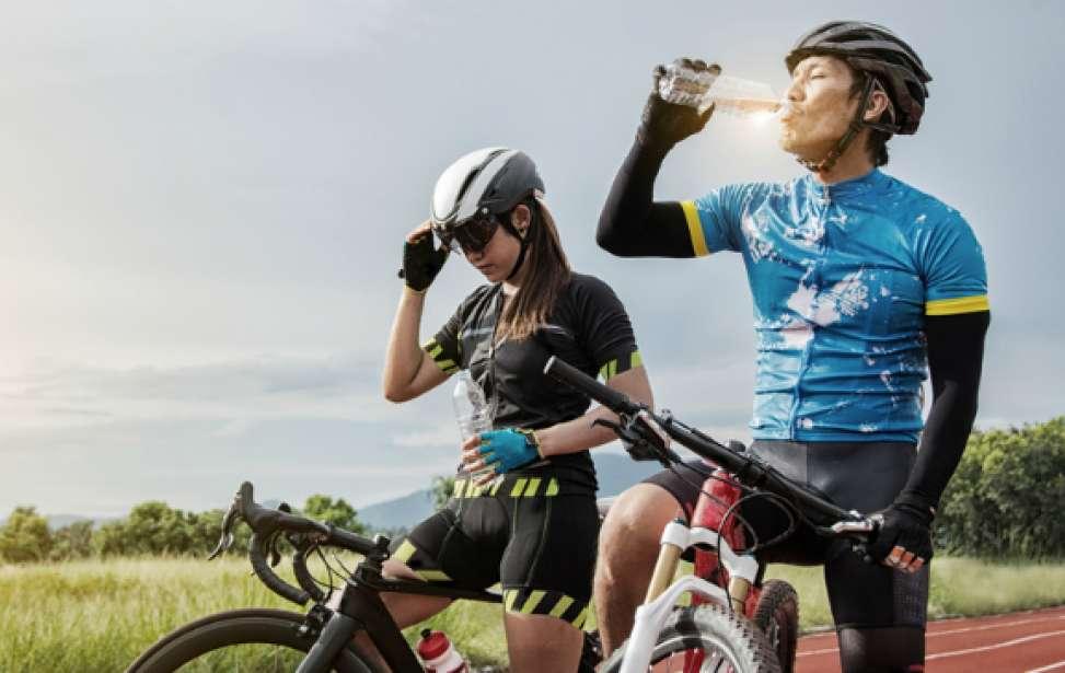 Bikers Rio Pardo | Dicas | Quanta água é preciso tomar durante o pedal?