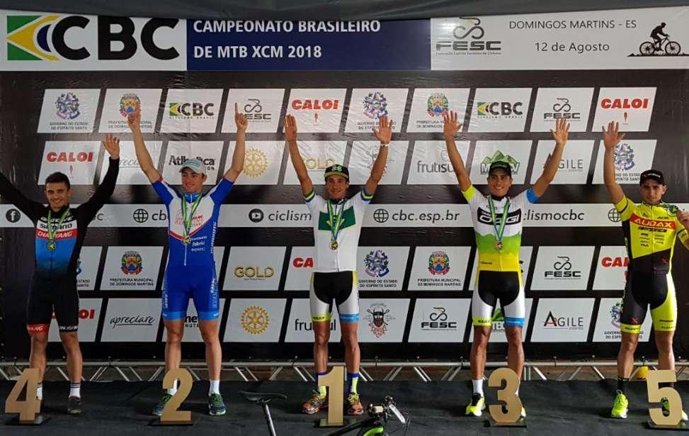 Bikers Rio Pardo | NOTÍCIAS | Mario Veríssimo é campeão brasileiro de Maratona MTB em prova dominada por atletas Shimano