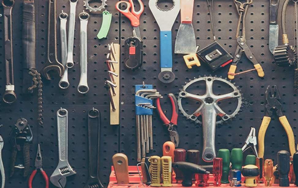 Bikers Rio pardo | Dica | Mecânica básica: que ferramentas de bicicleta eu preciso ter em casa?